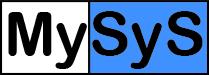 MySys logo